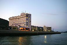 国民宿舎仙酔島