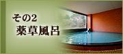 木曽駒高原・森のホテル 薬草風呂